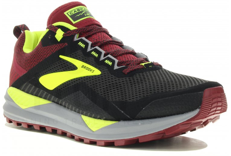zapatillas trail brooks